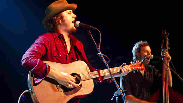 Beck and Cauthen, The Peace Creeps, In Concert