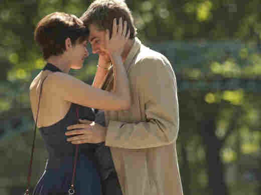 Anne Hathaway and Jim Sturgess explore two decades' worth of friendship in One Day.