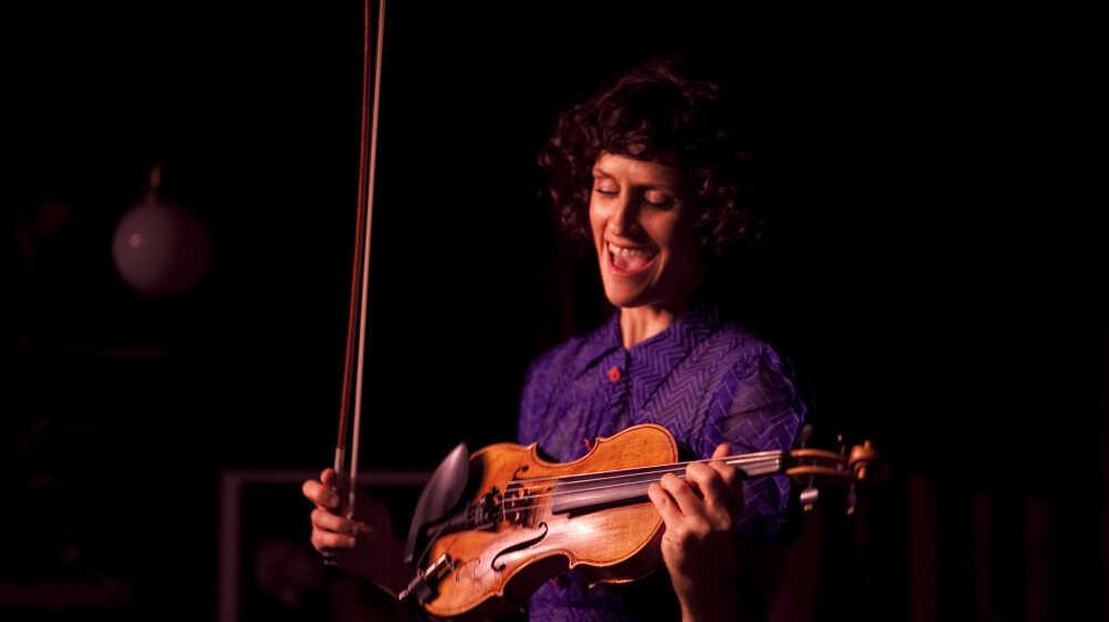 Jenny Scheinman.