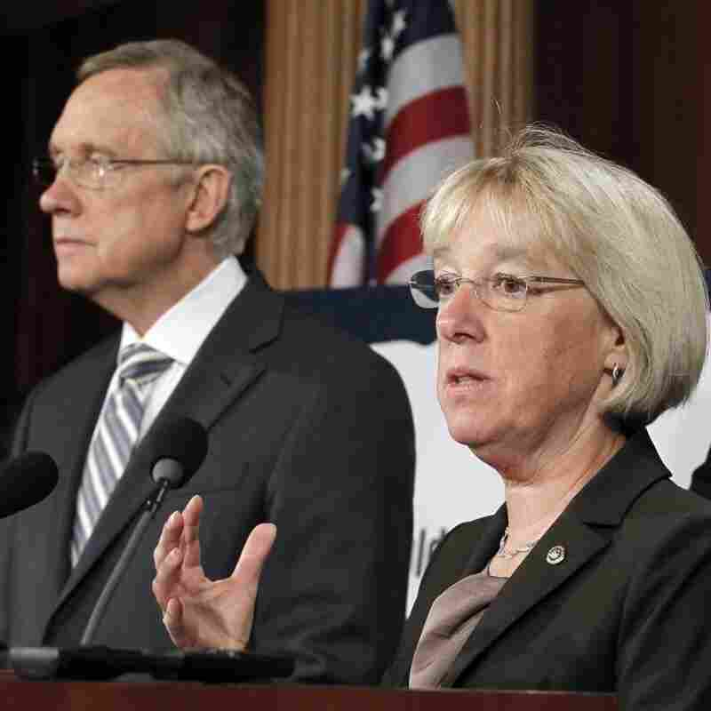 Can Low-Key Sen. Murray Guide Supercommittee?