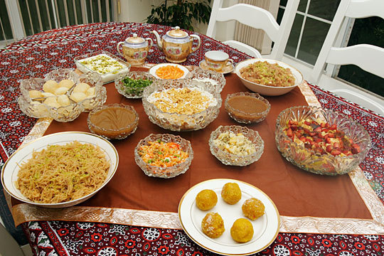 Eid ul-Fitr: Ramadan's Sweet Ending : NPR
