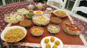 An array of sweets awaits author Shomial Ahmad when she returns home to Fort Worth, Texas, to celebrate the end of Ramadan and Eid ul-Fitr.