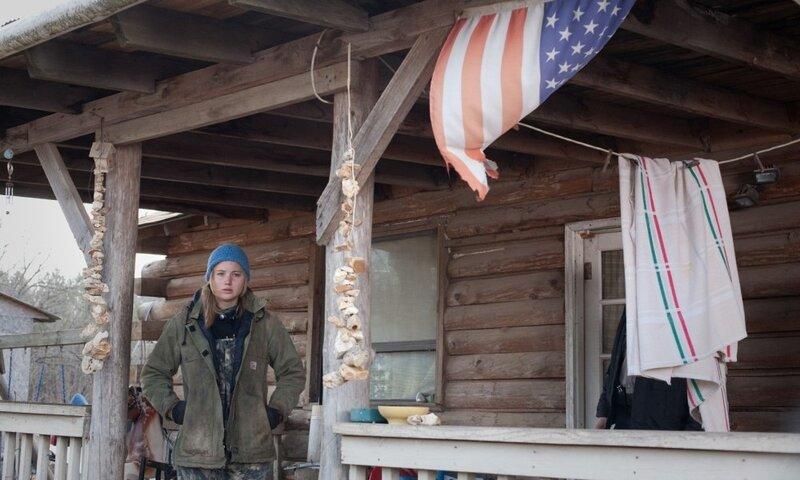 On Location: The Frozen Ozarks Of 'Winter's Bone' : NPR