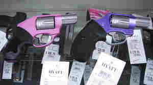 Gun Makers Set Sights On Female Buyers