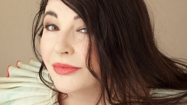 Kate Bush discusses her new album, Director's Cut, on today's World Cafe.