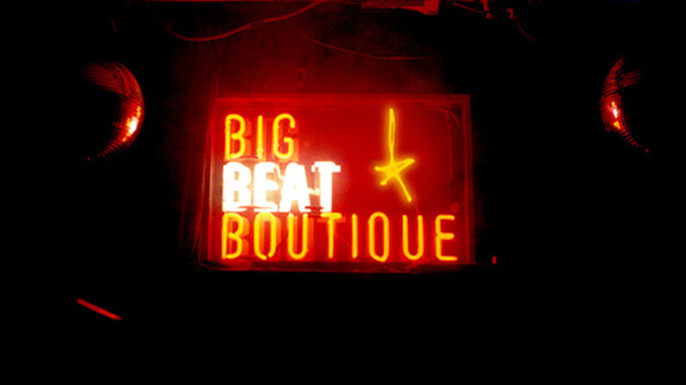 """Big Beat took its  name from the """"Big Beat Boutique,"""" a dance night that Norman Cook, a.k.a. Fatboy Slim, co-founded in  1995."""