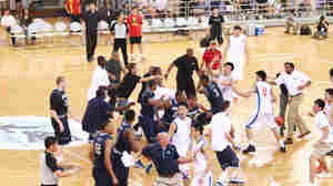 Detente Rules In China: Georgetown, Chinese Teams Make Up