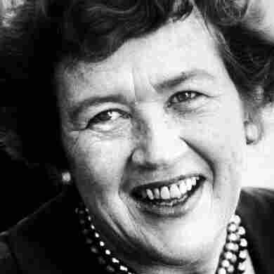 Julia Child On France, Fat And Food On The Floor