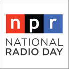 NPR National Radio Day Avatar