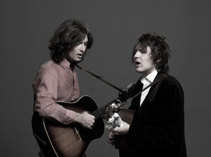 """With """"There By Your Side,"""" The Milk Carton Kids'  members make feel-better music — and who doesn't want to feel better?"""
