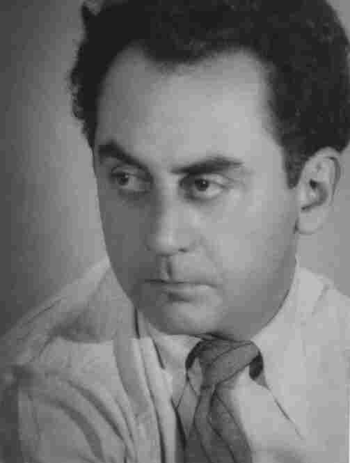 Miller took this photograph, titled Portrait of Man Ray, in 1931.