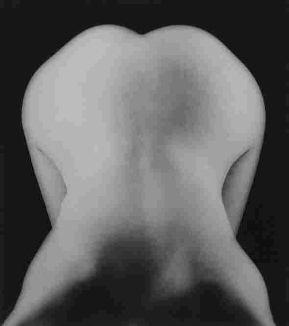 Miller created Nude Bent Forward in 1930.