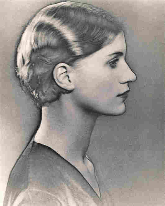 Ray created his Solarized Portrait of Lee Miller in 1930.