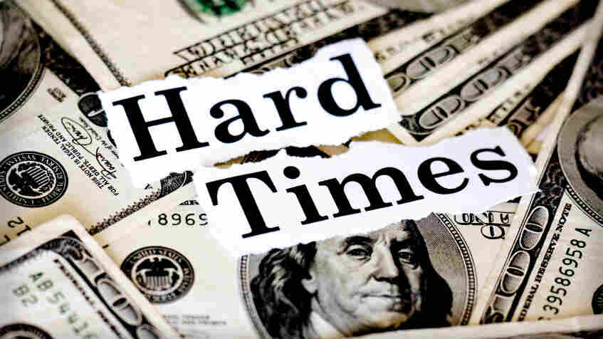 Hard times are hitting many Americans in this economy.