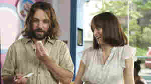 Short On Guile, Long On Hair: Ned (Paul Rudd), a trusting, open, sweetly innocent farmer, annoys his comparatively guarded sisters, including Miranda (Elizabeth Banks), by always saying exactly what's on his mind.