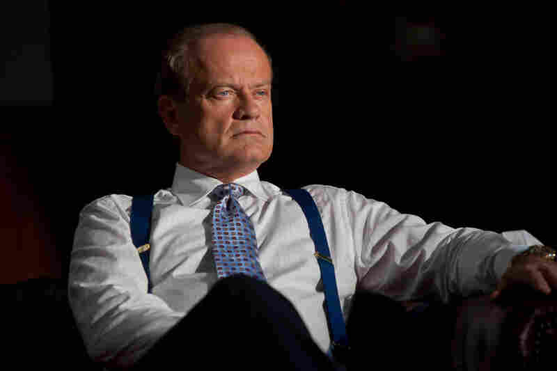 There's probably nobody making as hard a turn this fall as Kelsey Grammer, who is leaving Frasier Crane entirely behind as a ruthless Chicago mayor in the Starz drama Boss.