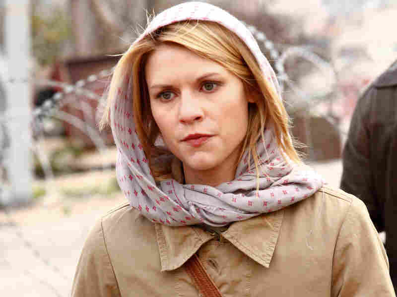 Claire Danes is still remembered with great warmth for her work as Angela Chase on the short-lived My So-Called Life. She's more than fifteen years older now, and things are getting substantially heavier for her in Homeland, a new Showtime drama about a soldier who gets out of captivity to find himself suspected of being a traitor.