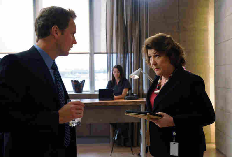 Everyone already knew Margo Martindale was a great character actress. But then, on FX's Justified, she blew everybody else off the screen as matriarch Mags Bennett. Now, she's on CBS's drama A Gifted Man, as the wisecracking assistant to a prickly doctor (Patrick Wilson). If they're smart, they'll give her plenty to do.