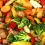 "Mark Bittman explains how to make more than 2,000 vegetarian recipes in How to Cook Everything: Vegetarian. ""We raise animals now in what can only be called an industrial fashion,"" he says — and hopes the book encourages people to cut back on their meat consumption."