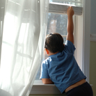 More than 5,000 kids a year end up in emergency rooms after falling out of windows.