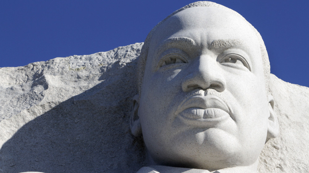 Martin Luther King Memorial Opens To The Public The Two Way Npr