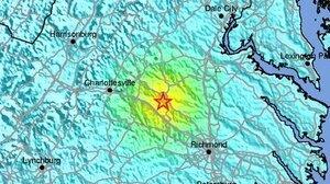 """A USGS """"shakemap."""""""