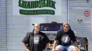 Lizard Lick Towing is the latest TruTV show about what is apparently the very exciting world of towing and repossessing cars.