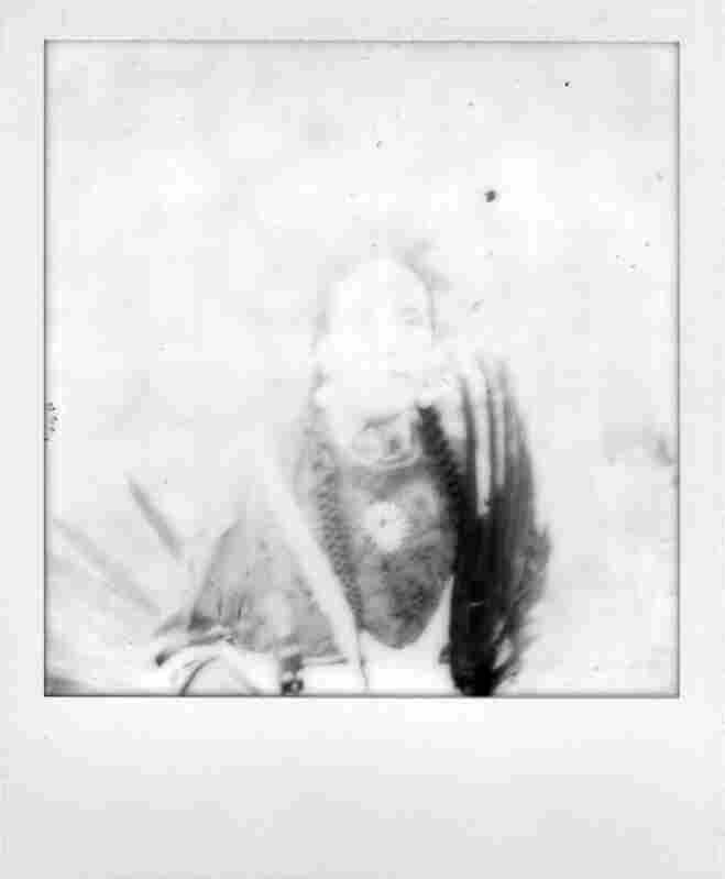 This Polaroid was taken at the 35th annual Chief Lookingglass Powwow at the Nez Perce Reservation in Kamiah,  Idaho.