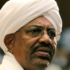 Sudan's President Omar al-Bashir speaks of the capital Khartoum on July 12. Sudan says it should be taken off the U.S. terrorism list, but Washington says it is concerned about new fighting in the south of the country.