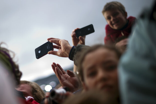 The new concert experience: Is that digital device an impediment or an enhancement to your life?