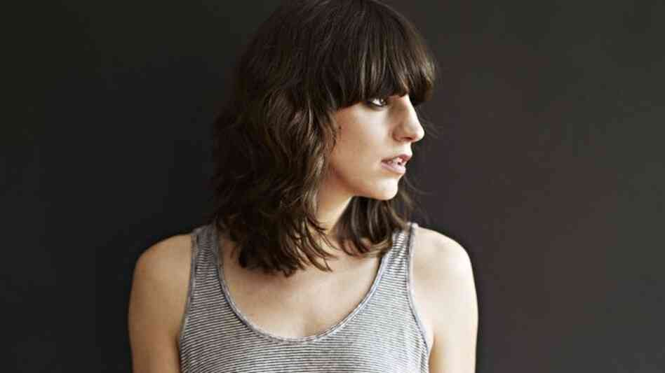 Eleanor Friedberger plays live on today's World Cafe.