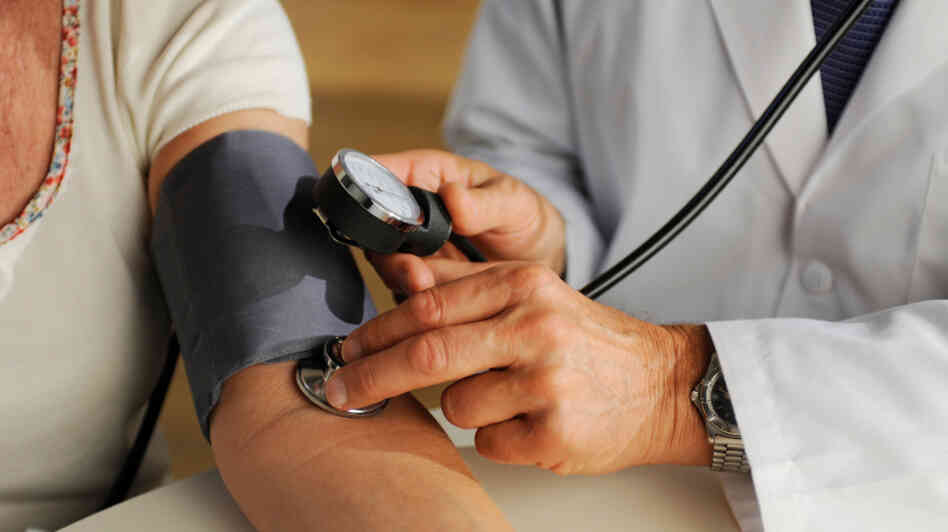 The standard technique for measuring blood pressure may not be good enough.