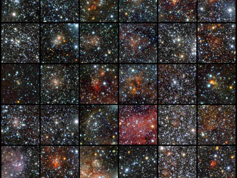 Is this the universe, or just a collection of things inside it?