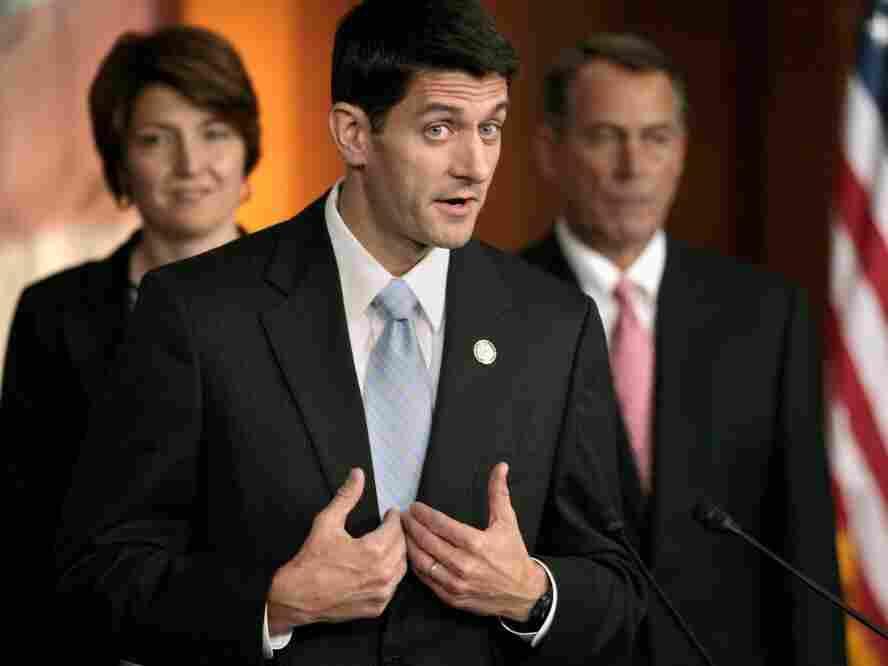 Rep. Paul Ryan (R-WI).
