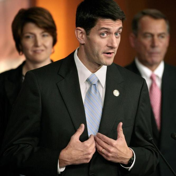 Rep. Paul Ryan (R-WI).