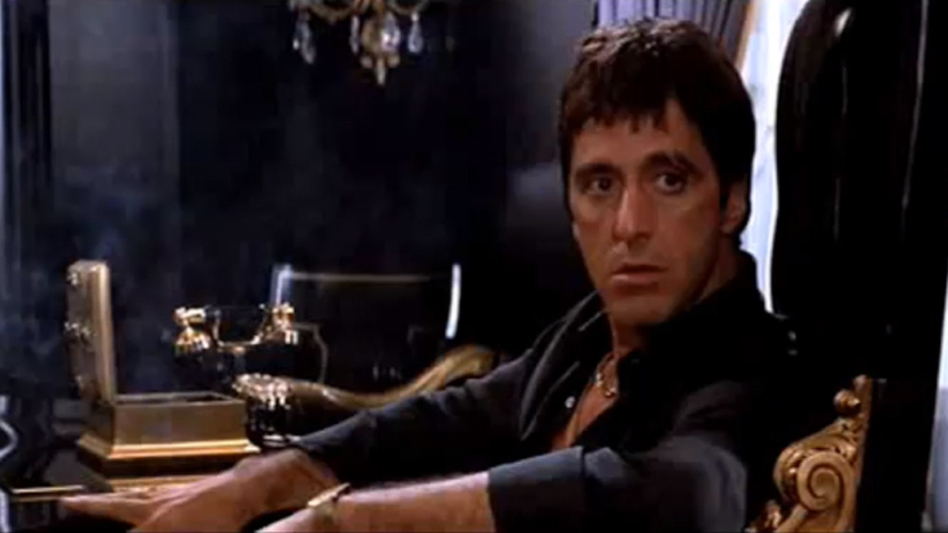 39 scarface 39 over the top but ahead of its time wbur news - Al pacino scarface pics ...