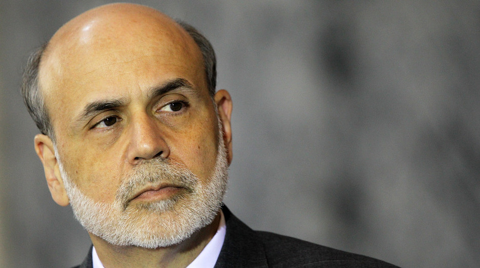 Investors are closely watching Federal Reserve Chairman Ben Bernanke's speech Friday in Jackson   Hole, Wyo.