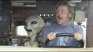 Two Slackers, A Roadtrip And An Alien