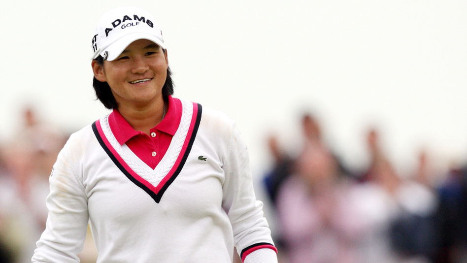 Taiwan's Yani Tseng is a big deal in Asia, but not in the U.S., despite having won five majors. She's learning English, in part to connect more with Americans and feel more comfortable on the golf course.