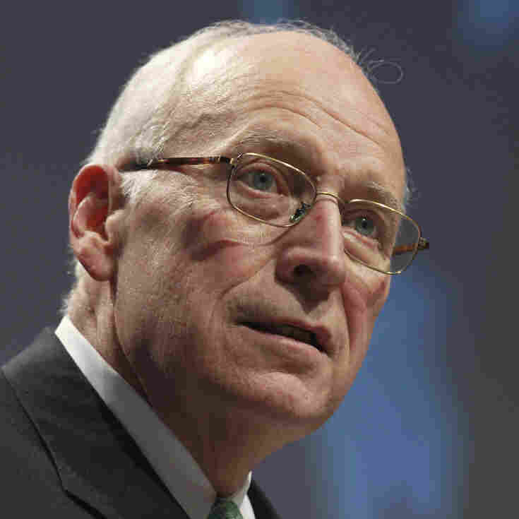 Cheney: I Urged Bush To Bomb Syria