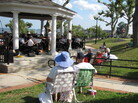 Perth Amboy, NJ's long-running free concert series is just one program threatened by loss of funding as the Music Performance Trust Fund dries up.