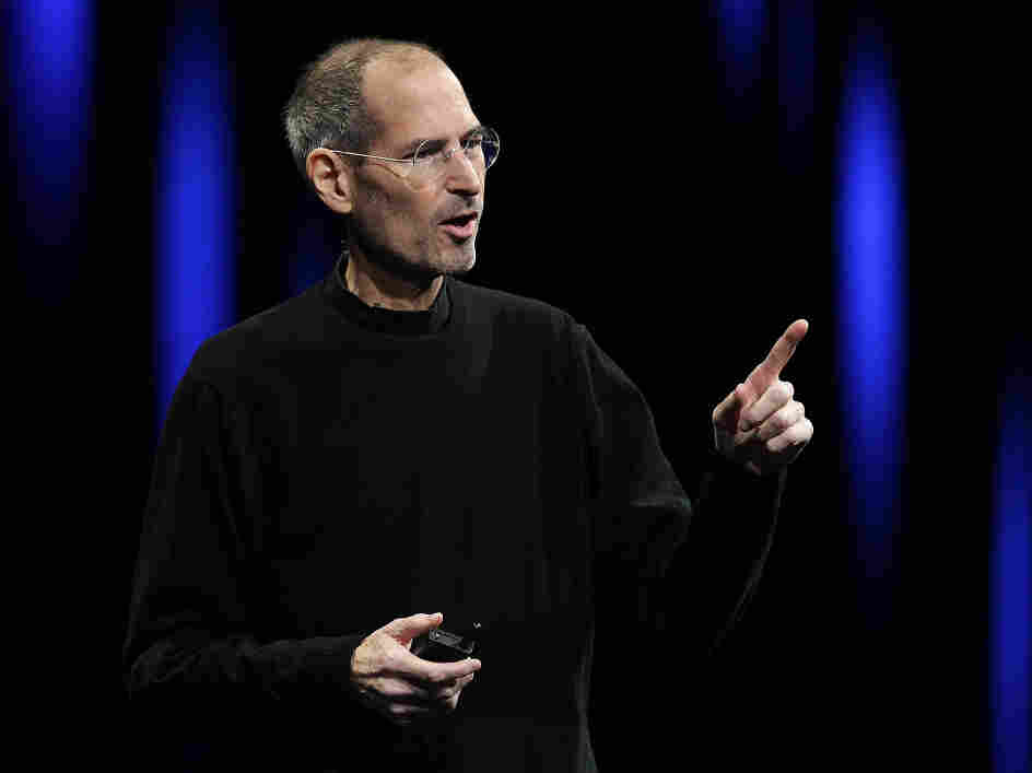 Steve Jobs, San Francisco, June 6, 2011.