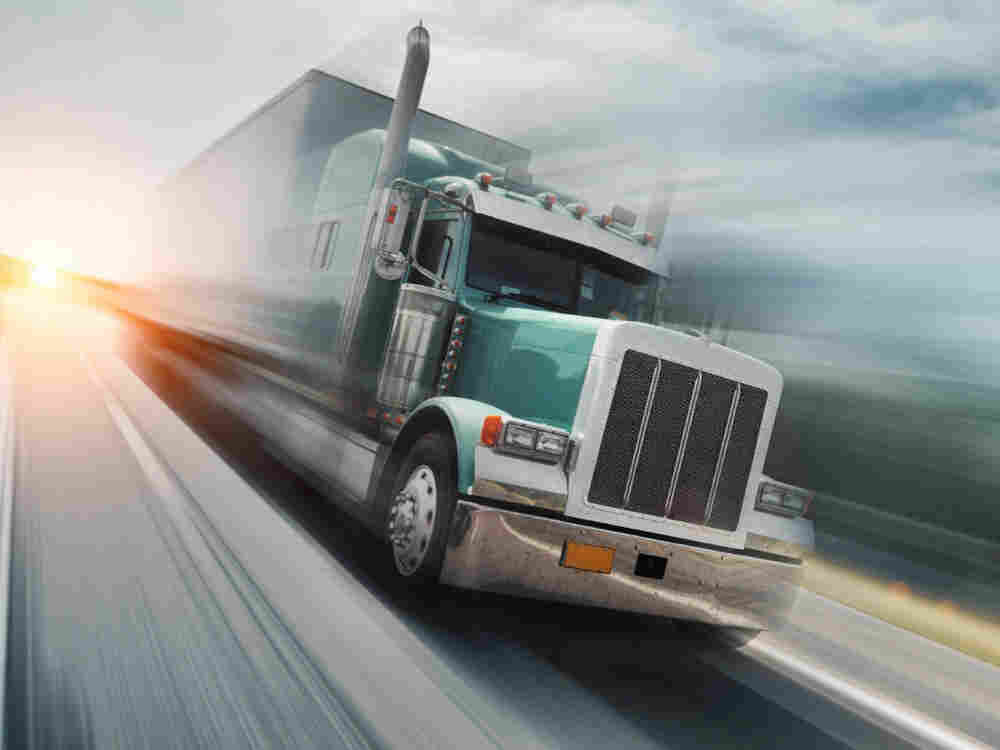 Most drivers give little thought to  the semi-trucks on the highway – or view them with either fear or contempt. But in our second hour, we'll hear stories from truck drivers about life on  the road, their changing industry and aggressive drivers.