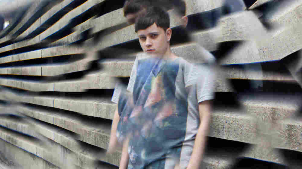 Rustie, a.k.a. Russell Whyte, is one of Glasgow's leading producers.