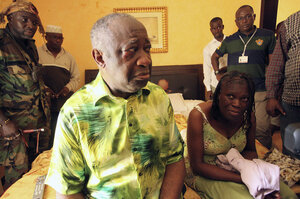 Ivory Coast's Laurent Gbagbo fought the opposition for months, but ultimately was arrested. He remains in the country, where he was indicted Aug. 18 on charges of economic crimes.