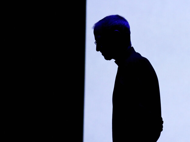 Then-Apple CEO Steve Jobs in March during an event to launch the iPad 2. After his resignation, many analysts question whether Apple can thrive without him.