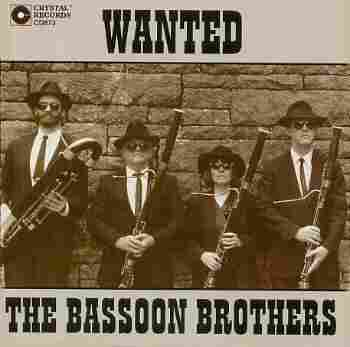 The Bassoon Brothers formed as a reaction to the instrument's well-worn comic reputation.