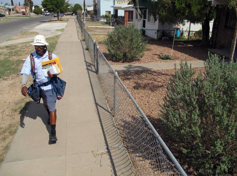 Lawn Policy Helps El Paso Weather Drought Npr