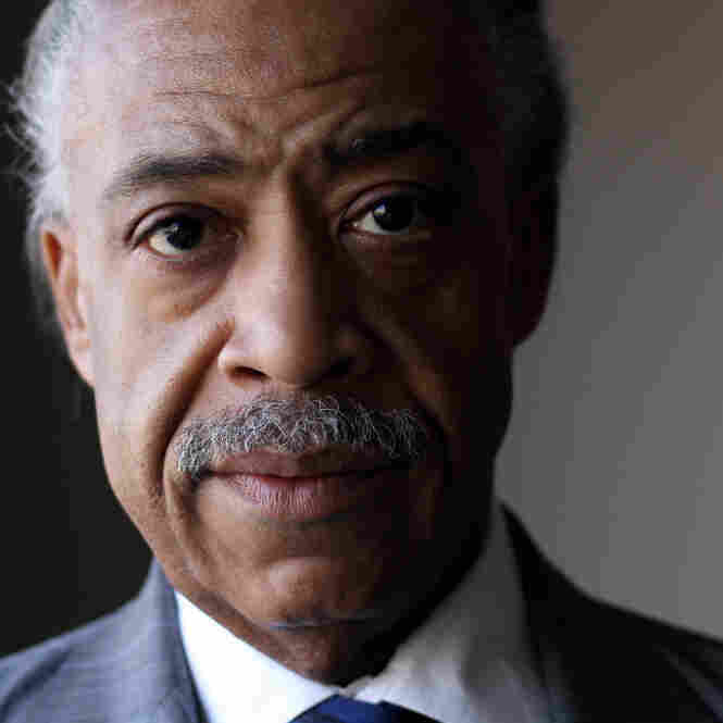 Sharpton's New MSNBC Gig Part Of A Bigger Story