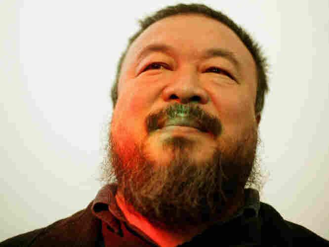 Ai Weiwei in October 2009.